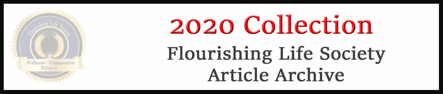 Flourishing Life Society Link to articles in 2021