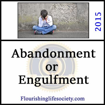 FLS internal Link. Abandonment or Engulfment: Partners will inevitably face a mismatch in attachment styles. The difference doesn't matter as much as how the couple approaches and works through the difference.