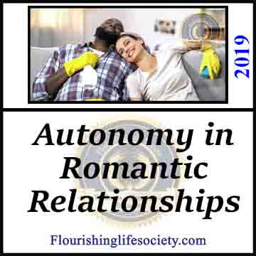 Internal FLS Link. Autonomy in Romantic Relationships