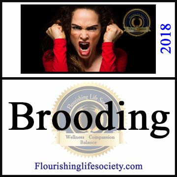 Flourishing Life Society article link banner: Brooding