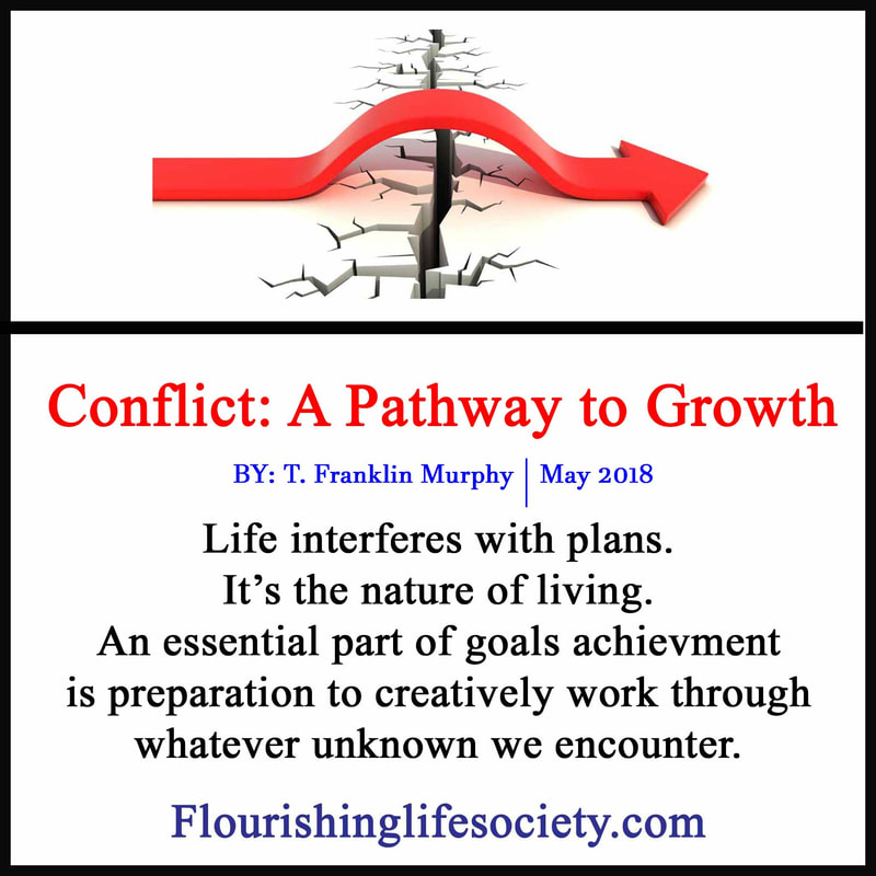 Our plans are disrupted. Circumstances interfere with our intentions. Life will always intrude, demanding adjustments and reconciliations.