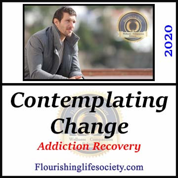 FLS Link. Contemplating Change: The contemplation stage of change is more than what we think, it is how we think, expanding our view, dismantling excuses, and building motivations.