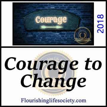 FLS Link. Courage to Change.