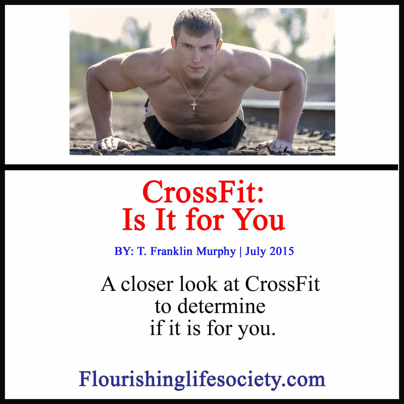A closer look at CrossFit to determine if it is for you.