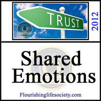 A Flourishing Life Society article link. Shared Emotions