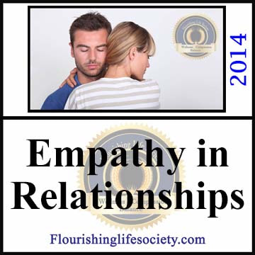 Flourishing Life Society Link. Empathy in Relationships