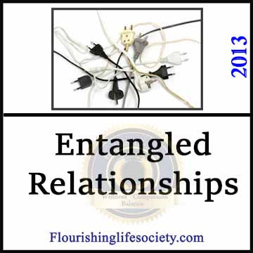 FLS Link. Entangled relationships