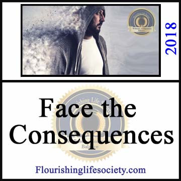 Flourishing Life Society article link. Facing the Consequences