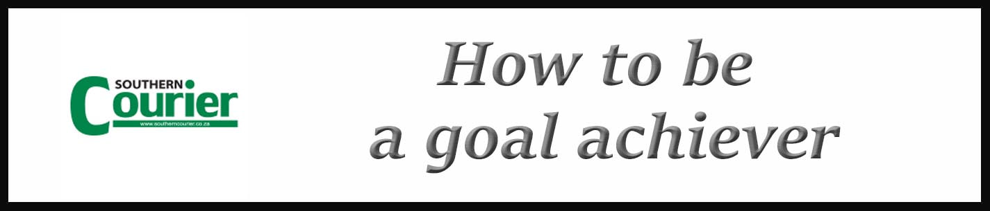 External Link: How to be a goal achiever