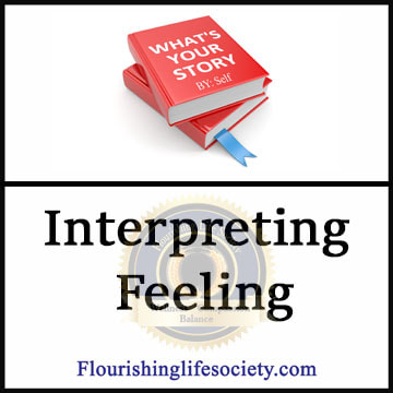 Giving meaning to feelings with subjective interpretations