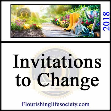 A Flourishing Life Society article link to Invitations to Change