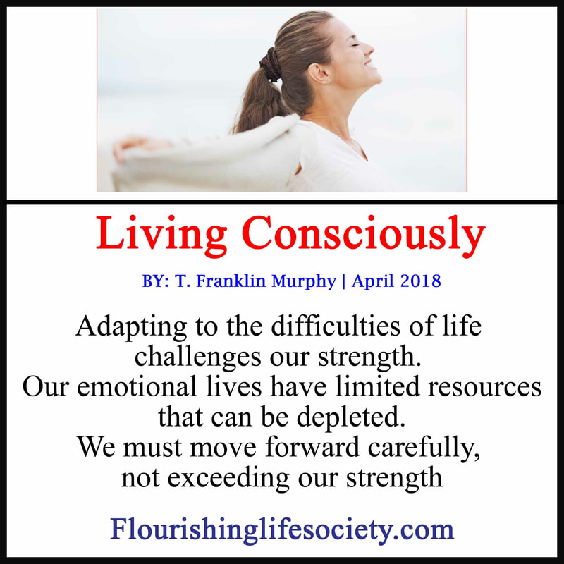 ​We lose control of our lives when we act without deeper contemplations. Impulses misguide, leading to chaotic survival and ego feeding action. We must live consciously to escape these deadly pitfalls.