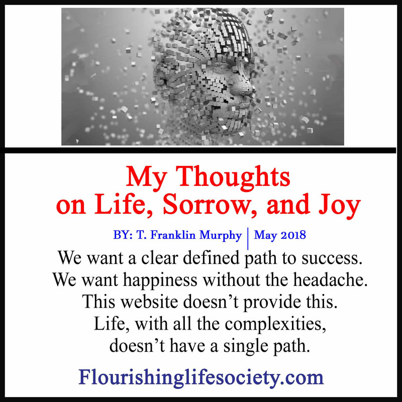 Flourishing Life Society isn't designed to show
