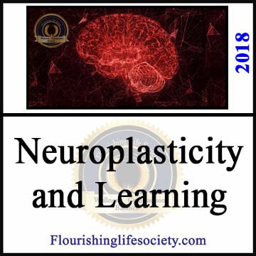 FLS link. Neuroplasticity and Learning. The Brain and new habits