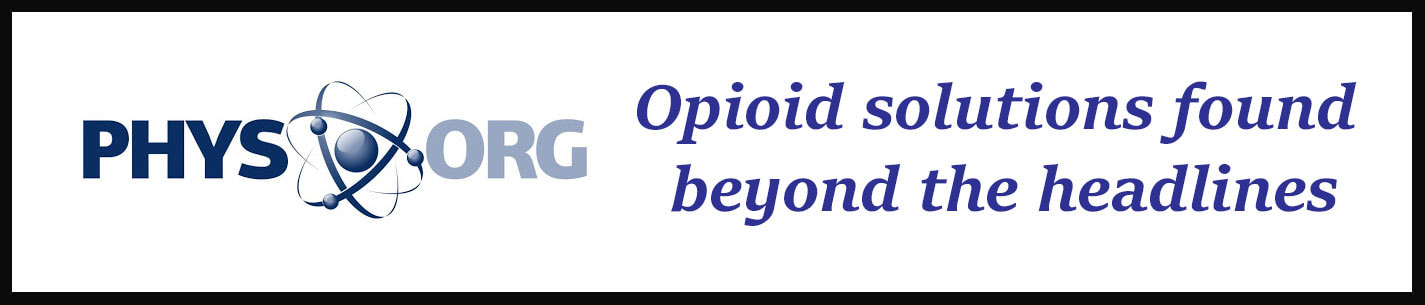 External Link: Opioid solutions found beyond the headlines