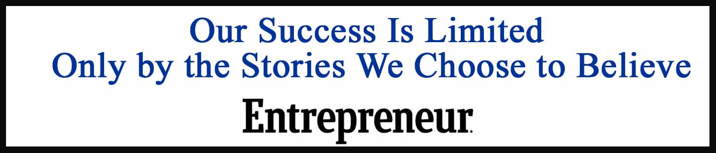 External Link: Our Success Is Limited Only by the Stories We Choose to Believe