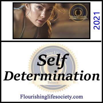 A Flourishing Life Society article image link. Self Determination