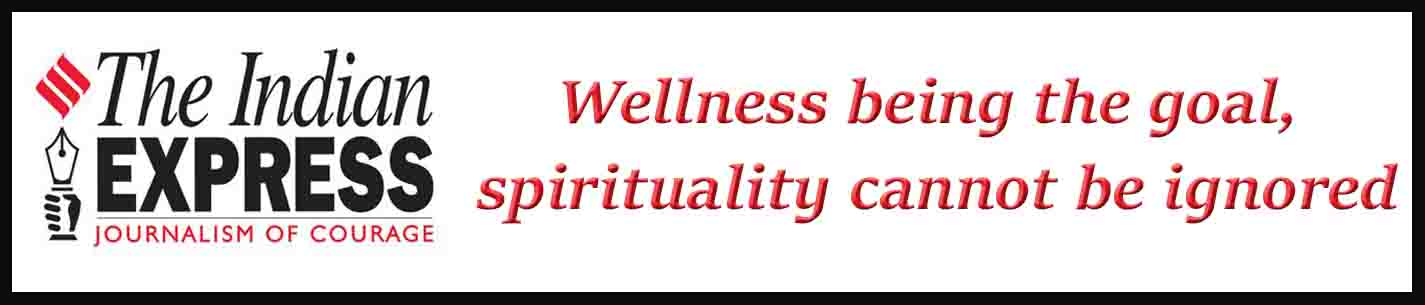 External Link. Wellness being the goal, spirituality cannot be further ignored