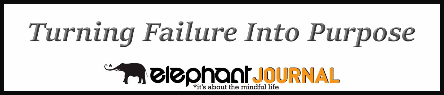 External Link: Turning Failure Into Purpose
