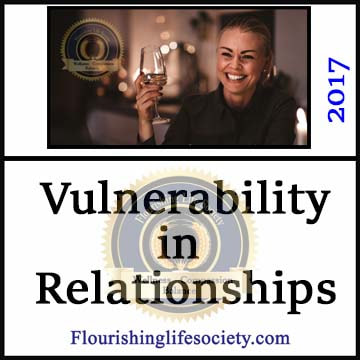 Internal Link. Vulnerability in Relationships